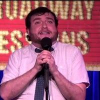 STAGE TUBE: CINDERELLA's Todd Buonopane Sings 'Everybody's Girl' at BROADWAY SESSIONS
