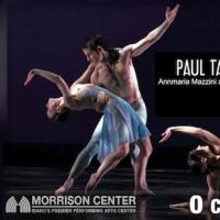 Morrison Center Welcomes MOMIX REMIX: THE BEST OF MOMIX Tonight