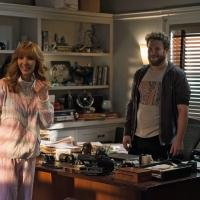 Photo Flash: First Look - Seth Rogen Guests on Next Episode of HBO's THE COMEBACK