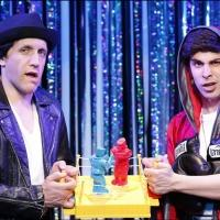 BWW TV: ROCKY, ALADDIN & More Get Spoofed in FORBIDDEN BROADWAY COMES OUT SWINGING
