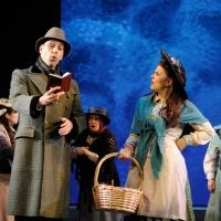 BWW Reviews: Ocean State Theatre Delights with Sparkling MY FAIR LADY