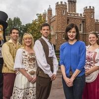 Elizabeth McGovern Spoofs DOWNTON ABBEY During Disney Visit