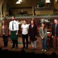 Photo Coverage: T.R. Knight & Cast of POCATELLO Take Opening Night Bows