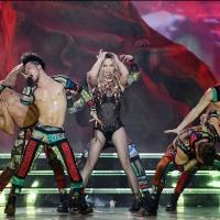 Britney Spears Debuts BRITNEY: PIECE OF ME to Sold-Out Crowd in Vegas; Katy Perry, Miley Cyrus, Adam Lambert Attend