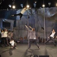 BWW Reviews: High Energy TRACES Leaves Indelible Mark at ArtsEmerson