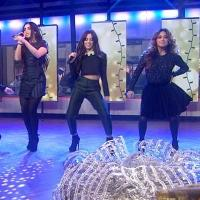 VIDEO: Fifth Harmony Performs 'All I Want for Christmas Is You' on TODAY