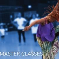 The Joffrey Academy of Dance Hosts an African Dance Master Class in Honor of Martin Luther King Jr., 1/20