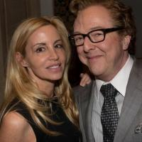 Photo Flash: Camille Grammer Attends IT SHOULDA BEEN YOU on Broadway
