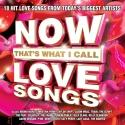 Top Artists Release 'NOW That's What I Call Love Songs' Valentine's CD