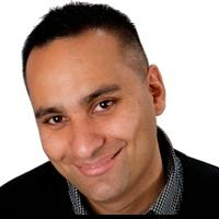 Russell Peters Set for Comix At Foxwoods Tonight