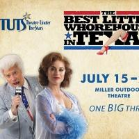 BWW Interviews: Michael Tapley and Shay Rodgers Talk TUTS' WHOREHOUSE