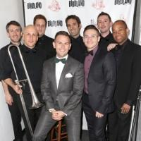 Photo Coverage: Backstage with Daniel Reichard at His  DECKED OUT HOLIDAY PARTY