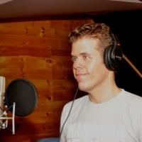 Exclusive Photo Coverage: In the Recording Studio with Perez Hilton for Carols For A Cure