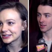 BWW TV: Chatting with the Cast of Broadway's SKYLIGHT - Carey Mulligan, Bill Nighy and More!