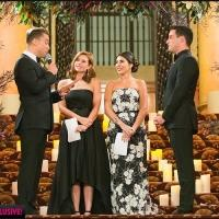 Photo: Exclusive First Look at Lance Bass Wedding Ceremony!