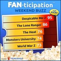 'Despicable 2' Outpacing 'Monsters' in Advance Ticket Sales on Fandango