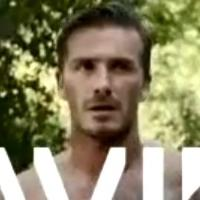 VIDEO: David Beckham H&M Commercial