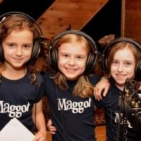 Exclusive Photo Coverage: MATILDA Cast Gets Christmassy for Carols For A Cure!