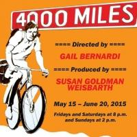 FIRST LOOK: Kentwood Players Present 4000 MILES by Amy Herzog, Starting Tonight