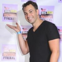Photo Flash: MY BIG GAY ITALIAN FUNERAL Celebrates Off-Broadway Opening