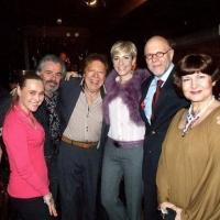 Photo Flash: Adrienne Haan Joins Vince Giordano and the Nighthawks at the Iguana
