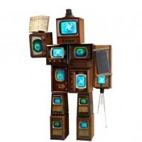 Nam June Paik's BECOMING ROBOT on Display at the Asia Society and Museum, Thru 1/4
