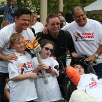 PHOTO FLASH: Danny Gans Memorial Champions RUN FOR LIFE in Las Vegas Hosted by Donny Osmond