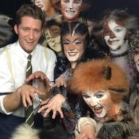 Matthew Morrison Shows His Feline Side Behind The Scenes At CATS
