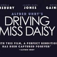 DRIVING MISS DAISY, Starring Angela Lansbury & James Earl Jones, Hits Cinemas Today