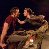 Photo Flash: First Look at Hugh Jackman, Laura Donnelly and Cush Jumbo in THE RIVER on Broadway!