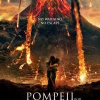 FIRST LOOK - New Poster Art for Paul W.S. Anderson's POMPEII