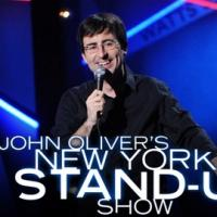 Comedy Central Premieres JOHN OLIVER'S NY STAND-UP SHOW Tonight
