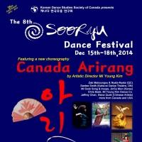 Korean Dance Studies Society of Canada to Premiere 'Canada Arirang' at Soo Ryu Dance Festival