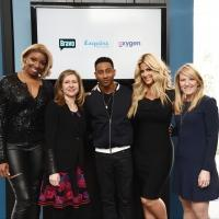 Photo Flash: NeNe Leakes, Kim Zolciak Biermann, Brandon T. Jackson and More at Bravo, Esquire & Oxygen's 2015 Upfront