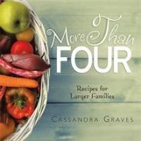 Cassandra Graves Shares MORE THAN FOUR
