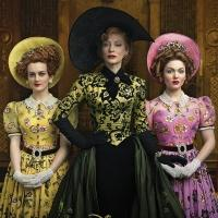 Cate Blanchett Featured in All-New Artwork for Branagh's CINDERELLA