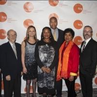 Photo Flash: Jules Fisher, Lynn Nottage, Phylicia Rashad and More at TCG's 2014 Gala