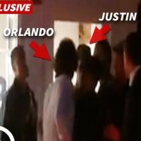 Orlando Bloom Throws Punch at Justin Bieber Following Heated Altercation