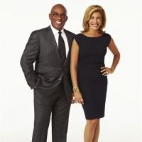 Al Roker, Hoda Kotb Host 126TH ROSE PARADE Today on NBC