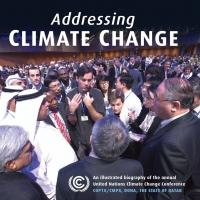 New Book Documenting Climate Change Negotiations Released During Climate Week