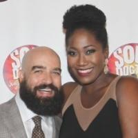 Photo Coverage: SOUL DOCTOR Cast Celebrates Opening Night!
