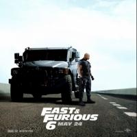 FAST & FURIOUS 6 Opens at No. 1 in China; Races Toward $24M Weekend