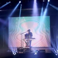 VIDEO: Panda Bear Performs 'Boys Latin' on TONIGHT SHOW