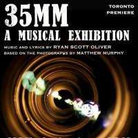 35MM: A MUSICAL EXHIBITION to Make Toronto Premiere at The Great Hall, May 3-4