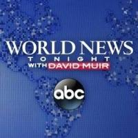 ABC's WORLD NEWS TONIGHT WITH DAVID MUIR Grows Most in Total Viewers