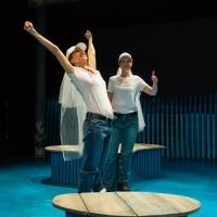 Photo Flash: First Look at SWIMMING IN THE SHALLOWS at Kitchen Theatre Company