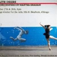 Winifred Haun & Dancers, Leopold Group Present VISION, FAITH & DESIRE Tonight