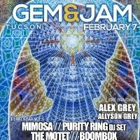 Gem and Jam Festival in Tucson to Kick Off 2/7
