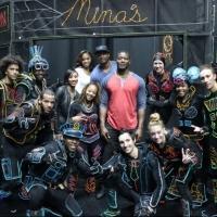 Photo Flash: New York Giants' Star Players Visit iLUMINATE