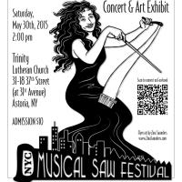 11th NYC Musical Saw Festival Comes to Astoria Today